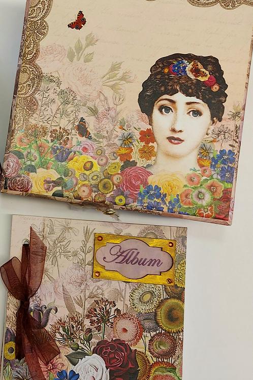 Eunice Album in display Box