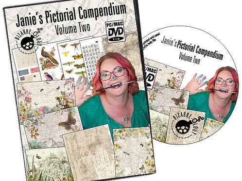 Bizarre-ology. Janie's Pictorial Compendium Vol 2
