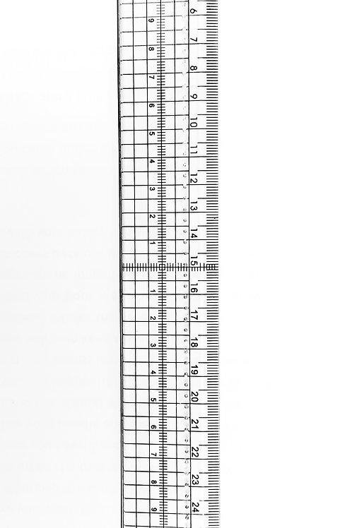 Metal Edge Craft Ruler