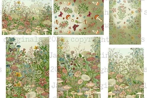 Heritage Garden Digital Download with print option