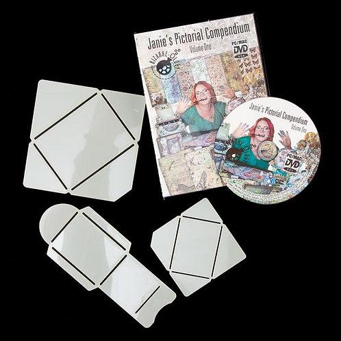 Janie's Pictorial Compendium Vol 1 DVD Rom