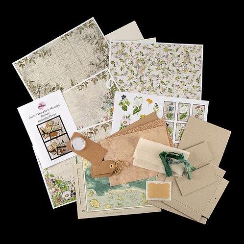 The Garden Traveller's Museum Drawer - Floral