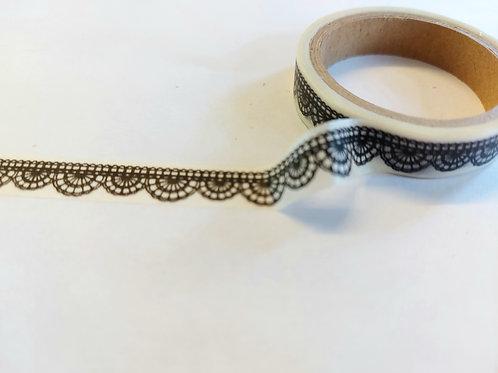 Crafts Too Vintage Selection - Washi Masking Tape Lace