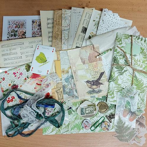 Journal treasure bundle.