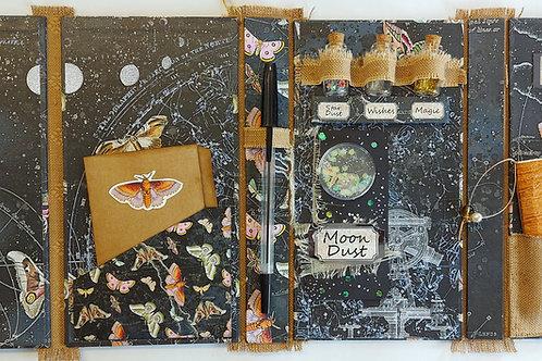 The Midnight Traveller TN Lapbook making kit