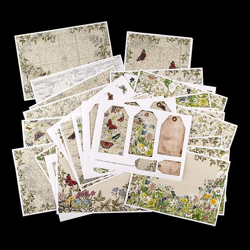 The Garden Traveller - Digital Download - with print option