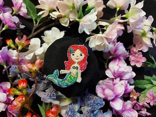 Mermaid Brooch