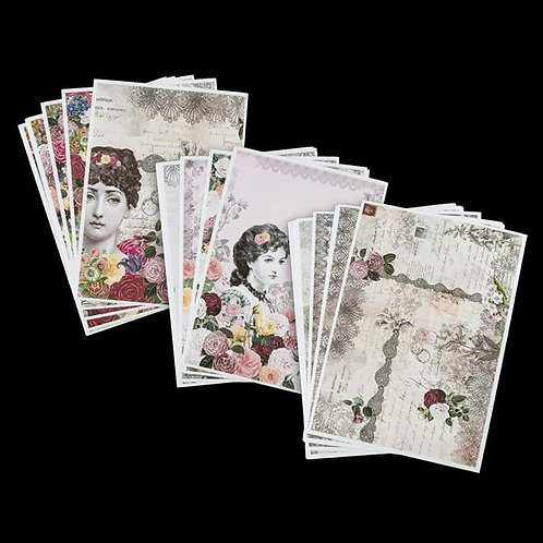 Digital download bundle offer, Victoriana, Eunice and Lillian