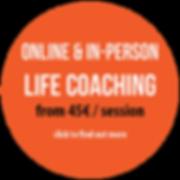 Kajura life coaching services by Jyri Manninen