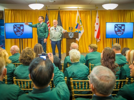 Lessons from West Point with Buzz Aldrin