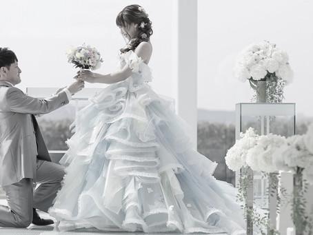 Wedding Report 【オリヴィア・ブルーソフィ】