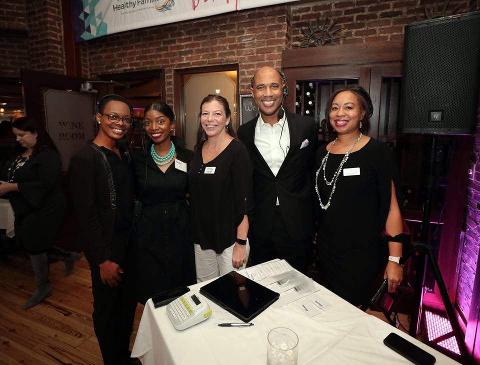 LEC w/ Greenroots Team - The Women's Fund of Central Ohio Key Holder Event 2018