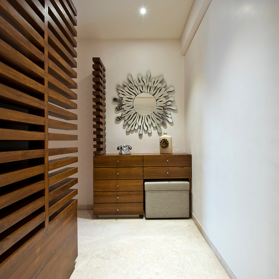 APARTMENT INTERIORS AT PUNE