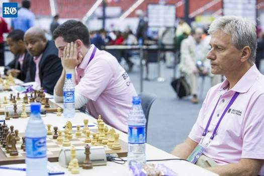 Bermuda Chess Olympic team at 42nd Chess Olympiad
