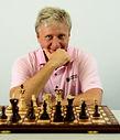 Serguei Gontcharov at the 42nd Chess Olympiad , Baku