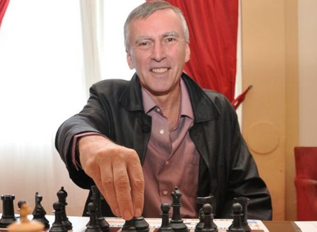 """FIDE Executive Director: """"I think it's a part of a human nature to have a party"""""""