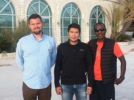 Moses Mufandaedza Wins BCA Chess Tournament