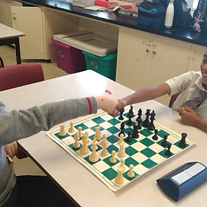 Gilbert Institute Chess Club 2018