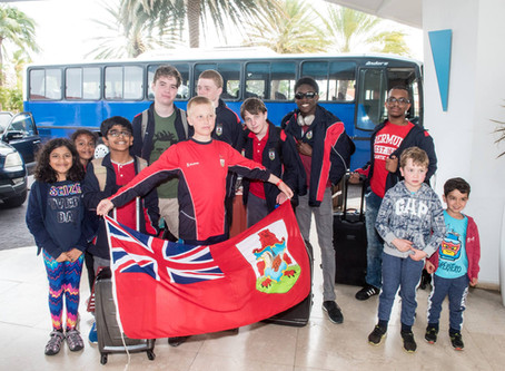 Bermuda Win Medals At Chess CARIFTA