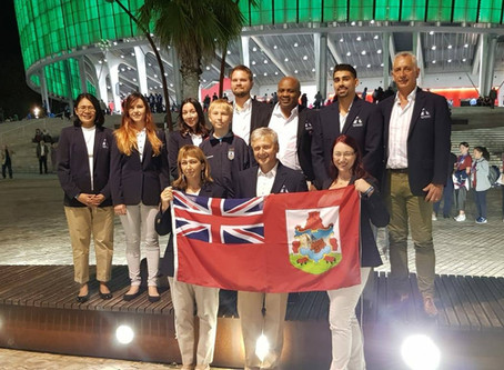 Bermuda Team Makes History at Chess Event