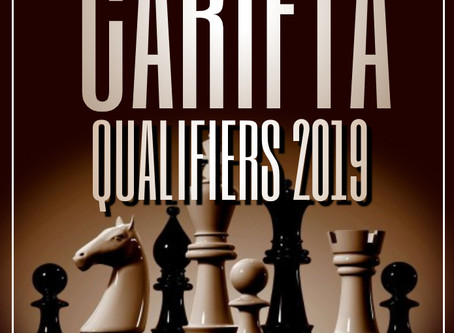2nd Annual CARIFTA Chess Qualifiers to be held Next Week