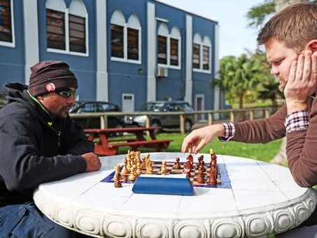 Chess club growing in size