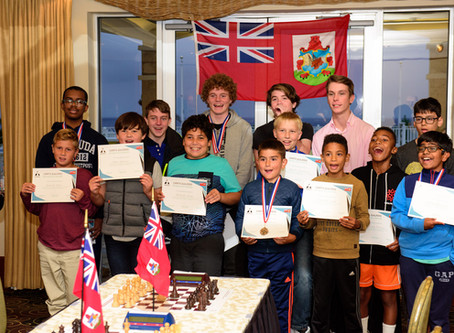CARIFTA Youth Chess Qualifiers Held At Elbow