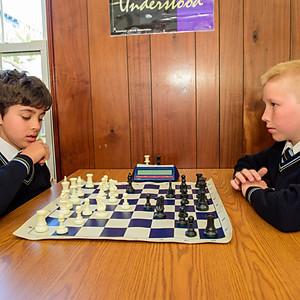 Inter-schools Chess