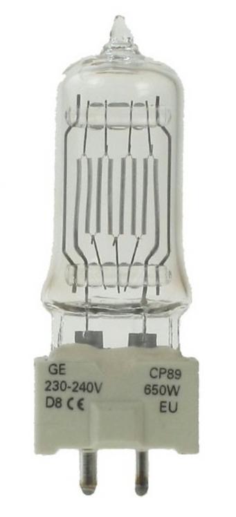 650w Tungsten frensel lamp