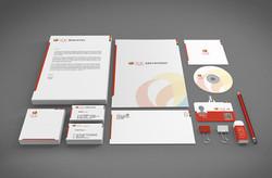 惠譽會計事務所包裝設計品牌規劃設計