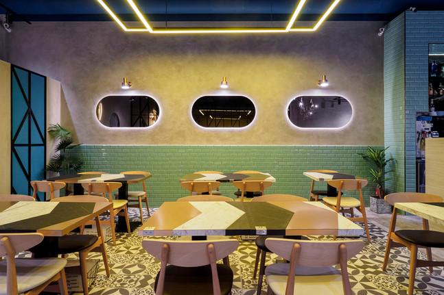 亞丁尼永春東路店-商業空間設計-室內設計-空間設計-餐飲空間-舞夏設計 (7).