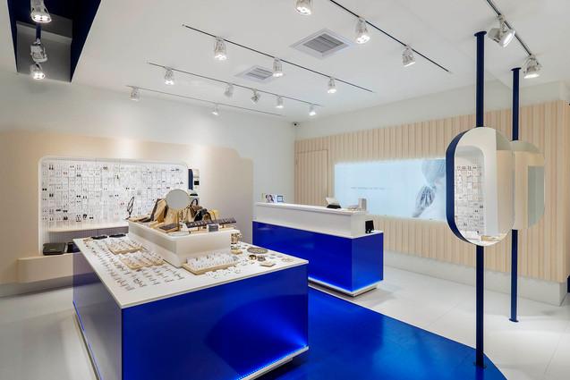 Gift-飾品店設計-台中室內設計-商業空間設計-展間設計-商空設計-舞夏設計