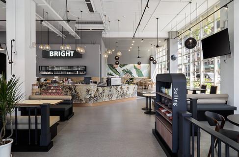 天亮了-咖啡餐飲館-舞夏設計-台中北屯區茶飲店-商業空間-品牌整合設計 (9).