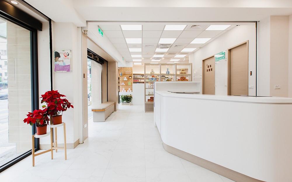 台中診所設計-商業空間