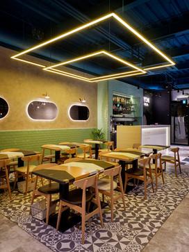 亞丁尼永春東路店-商業空間設計-室內設計-空間設計-餐飲空間-舞夏設計 (13)