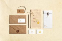小食子品牌規劃包裝設計手工水餃