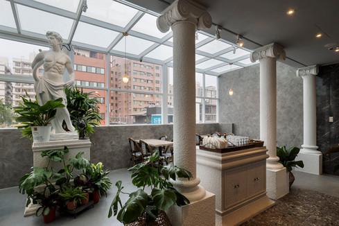 Jai宅六店水湳店-商業空間-室內設計-餐飲設計-空間設計-舞夏設計 (8).j