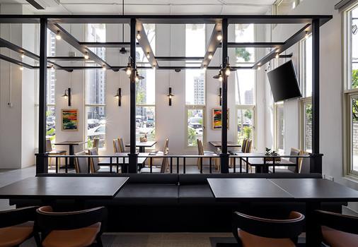 天亮了-咖啡餐飲館-舞夏設計-台中北屯區茶飲店-商業空間-品牌整合設計 (13)
