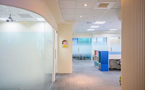 台灣蘇威SOLVAY TAIWAN-台中辦公室設計-商辦大樓-商業空間-台中空間