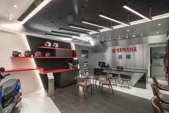 舞夏設計-吉翔機車行-室內設計-商業空間-YAMAHA經銷商 (8).jpg