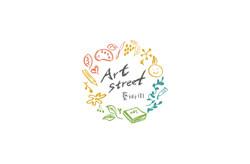 藝術街logo設計