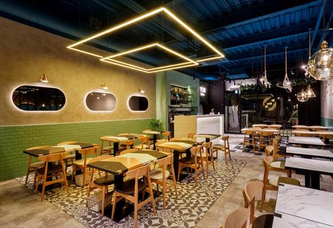 亞丁尼永春東路店-商業空間設計-室內設計-空間設計-餐飲空間-舞夏設計 (14)