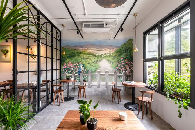 飪荇咖啡_舞夏設計_台中商空設計_台中咖啡廳設計_台中餐廳設計_空間品牌整合設計