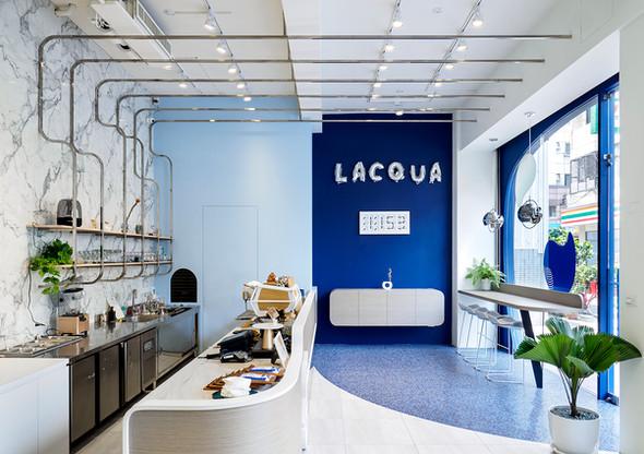 Lacqua沫泉-台中室內設計,空間設計,商業空間,台中商空,飲料店設