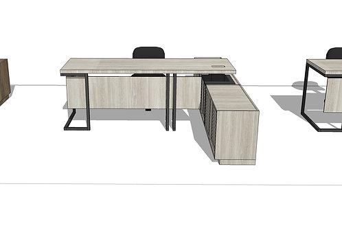 主管桌 2