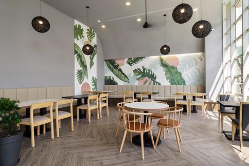 天亮了-咖啡餐飲館-舞夏設計-台中北屯區茶飲店-商業空間-品牌整合設計 (11)