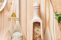 部落米包裝設計
