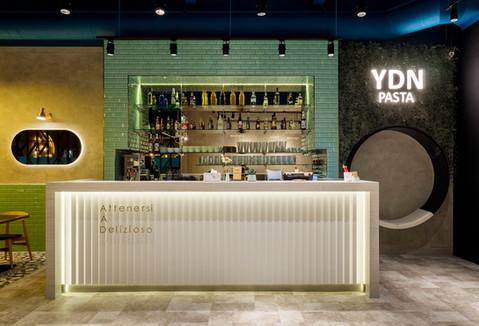 亞丁尼永春東路店-商業空間設計-室內設計-空間設計-餐飲空間-舞夏設計 (10)