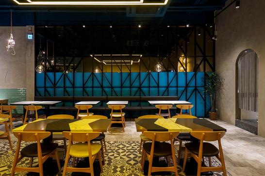 亞丁尼永春東路店-商業空間設計-室內設計-空間設計-餐飲空間-舞夏設計 (2).