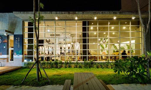 天亮了-咖啡餐飲館-舞夏設計-台中北屯區茶飲店-商業空間-品牌整合設計 (33)